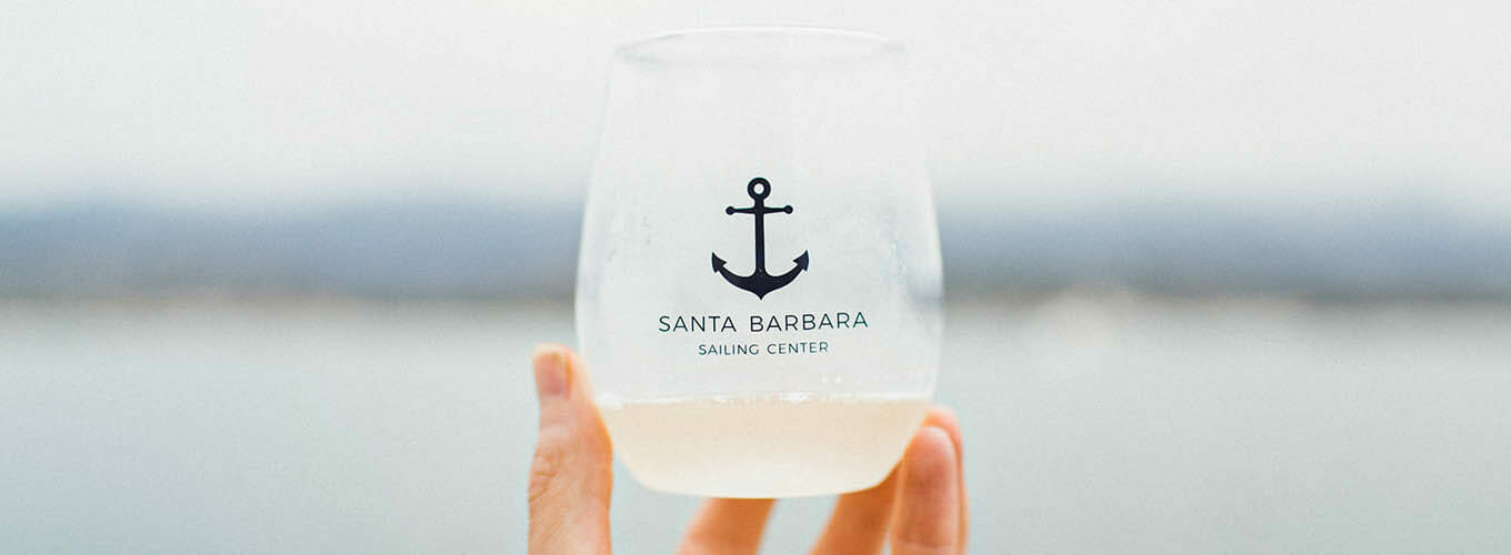 Sipping At Sea
